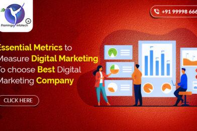 Essential Metrics to Measure Digital Marketing To Choose Best Digital Marketing Company